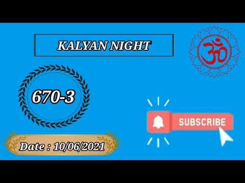 Download kalyan night matka : 10 june 2021