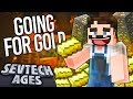 Minecraft: SevTech - GOING FOR GOLD - Age 2 #8