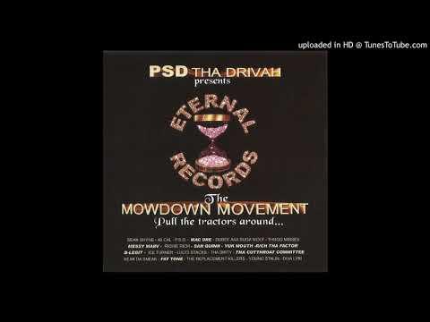 PSD Tha Drivah Fuck Tha World