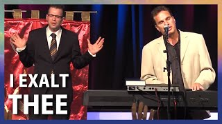 Download I Exalt Thee - Terry MacAlmon MP3 song and Music Video