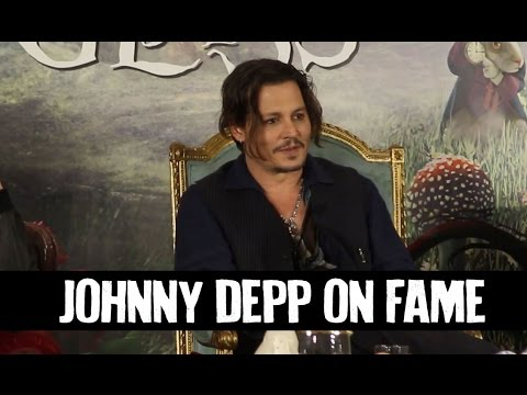 Johnny Depp On The Cost Of Fame