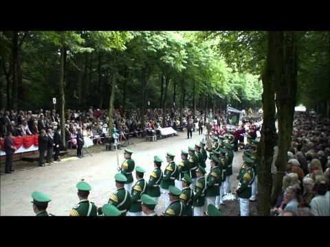 Schützenzug Düsseldorf 20120715 Parade 12