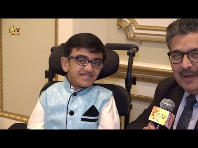 Sparsh Shah And Manya Saaraswat | MOCAAPI Charitable Gala 2019
