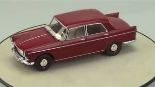 Peugeot 404 1960 Whitebox 1:24