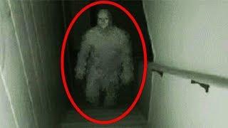7 Призраков и Полтергейст Снятых На Видео