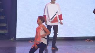 [Jimin Focus] BTS - No More Dream Live in Chile 150802