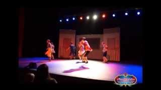 Pinocchio Uma aventura teatral mágica musical