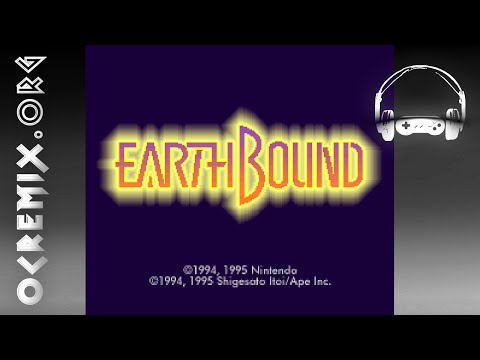 OC ReMix #1545: EarthBound 'Home Again' [Home Sweet Home] by Dale North