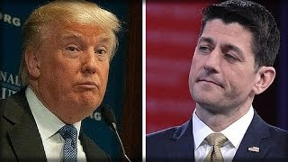 TRUMP-HATER PAUL RYAN CRUSHED IN NEW POLL THAT DONALD TRUMP IS CELEBRATING - THIS IS GREAT!