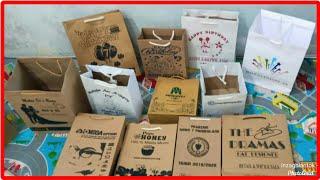 tas souvenir kertas polos ready kraft 22x6x27  (Goodie Bag Ultah,Kado Ulang Tahun,Kado Ultah,Souvenir Ultah,Souvenir Ulang Tahun,Hadiah Ulang Tahun,Undangan Ulang Tahun,Undangan Ultah,Dekorasi Ulang Tahun, )