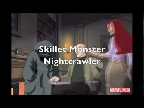 Nightcrawler Monster Yay Productions Video Fanpop