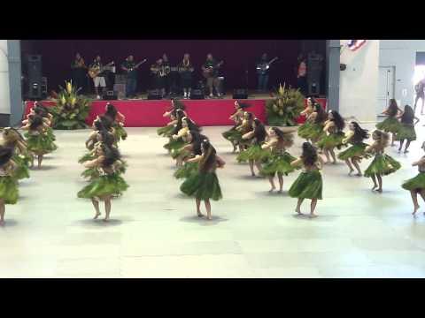 2011 Merrie Monarch Johnny Lum Ho Aloha Hula