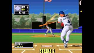 High Heat Major League Baseball 2002 ... (PS1) 60fps