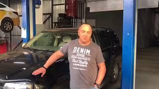 Видео-отзыв Валерия об автосервисе GM City - Шевроле Трейлблейзер