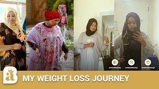 My Weight Loss Journey |Qaabka Iskucaatey Journey |Amenabeauty