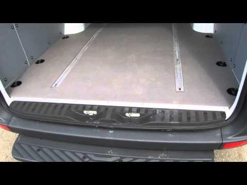 2014 Freightliner Sprinter cargo