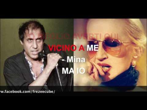 Adriano Celentano & Mina - Acqua e Sale - Karaoke con testo