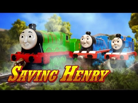 Saving Henry! + Risky Rescue Compilation | TCC | Thomas & Friends