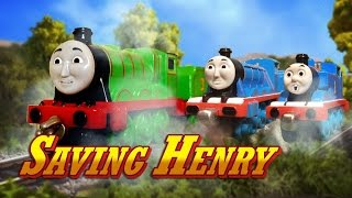 thomas friends saving henry risky rescue compilation   thomas friends