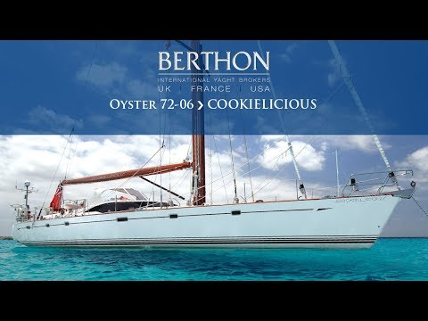 Oyster 72-06 (COOKIELICIOUS) - Yacht for Sale - Berthon International Yacht Brokers
