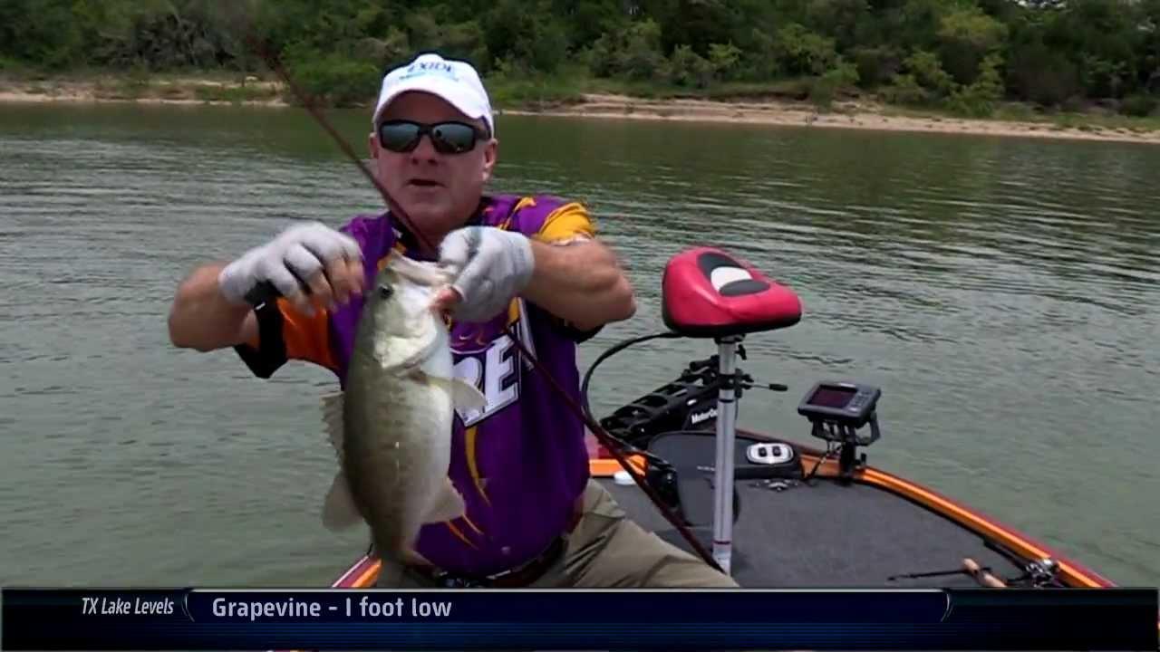 Lake bardwell tx bass fishing southwest outdoors report for 13 fishing tx