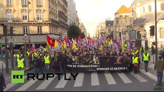 LIVE: Rally to commemorate female Kurdish activists killed in Paris 3 years ago