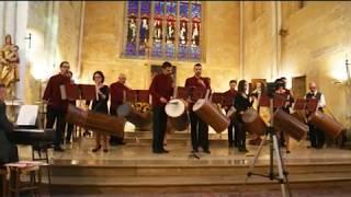 Académie du Tambourin - Sur les chemins d Avila (M.Maréchal), enregistrement public