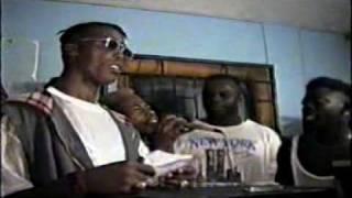 ELEPHANT MAN -NITTY KUTCHIE-STUDIO MIXX   SOUND LIVE DUBPLATE SESSION   KINGSTON JAMAICA 1994 -PART1
