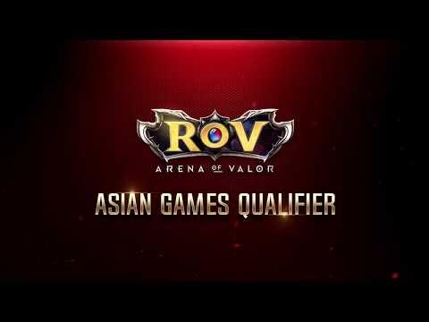 RoV Asian Games Qualifier EP 11 : Laos Vs Thailand