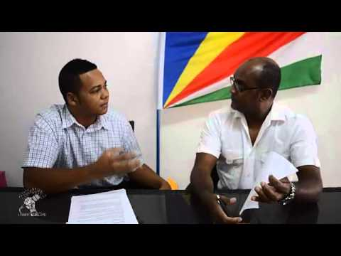 Seselwa Annou Koze…GOODBYE JAMES MICHEL WITH BERTRAND ROSELINE