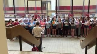 mwhs choir surprise song