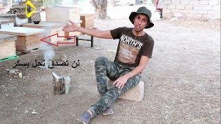 تعال شوف النحل شلون يسكر ما راح تصدك/ محمد الدرويش