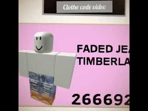Roblox Pants Codes Youtube