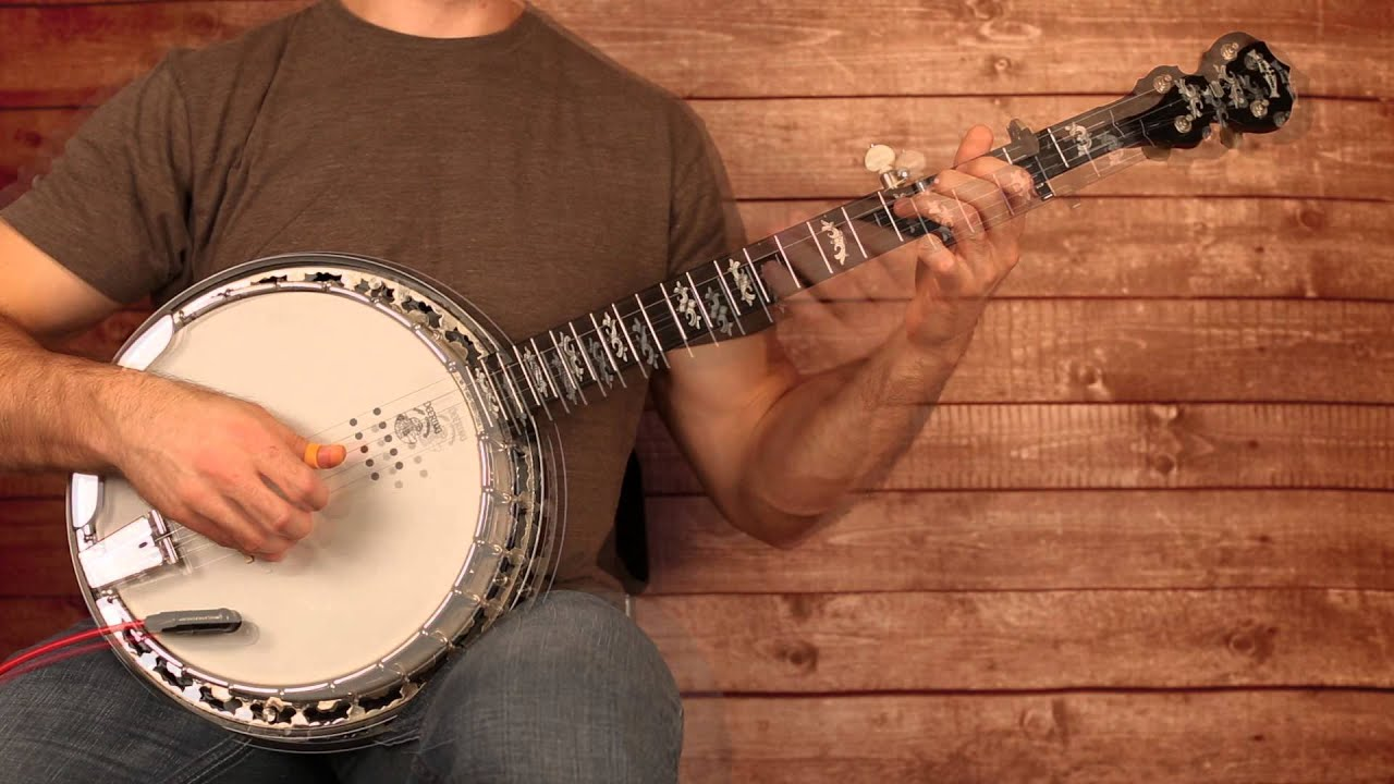 The Steeldrivers Midnight Train To Memphis Banjo Lesson With Tab