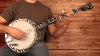 "The SteelDrivers ""Midnight Train To Memphis"" Banjo Lesson (With Tab)"