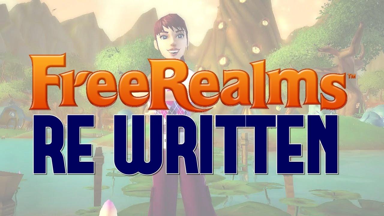 Free Realms Rewritten (Official Trailer)