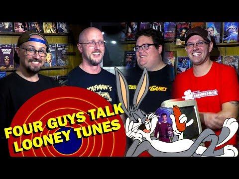 Four Guys Talk Looney Tunes