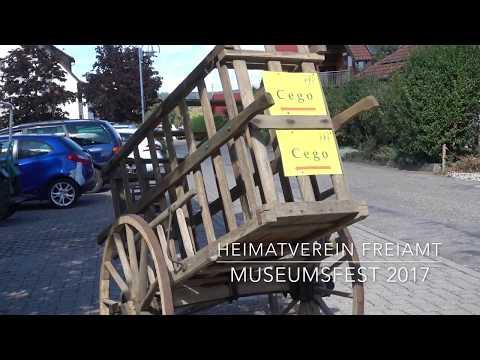 Heimatverein Freiamt - Museumsfest 2017