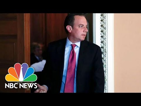 Anthony Scaramucci Clarifies Working Relationship With Reince Priebus | NBC News