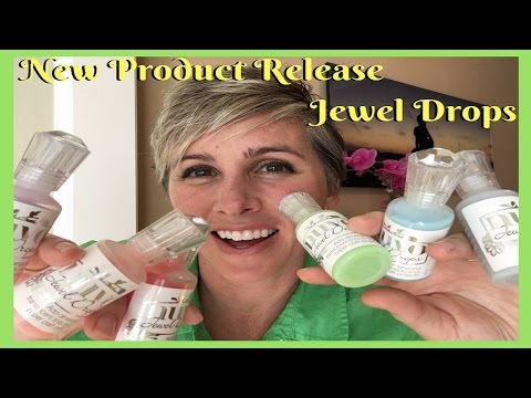 New Product Jewel Drops by Demo Donna #39