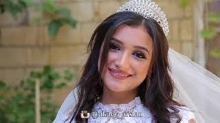 Свадьба Фатима. Красивая невеста