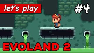 This stinks! Sewer platforming level | Let's play Evoland 2 gameplay ep 4 | PC game playthrough