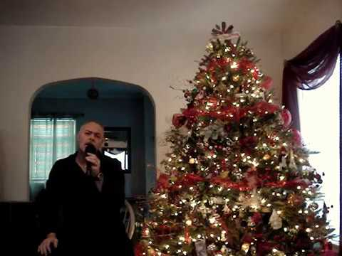 """You're All I Want For Christmas - Jimmy """"Orion"""" Ellis Karaoke Cover Song"""