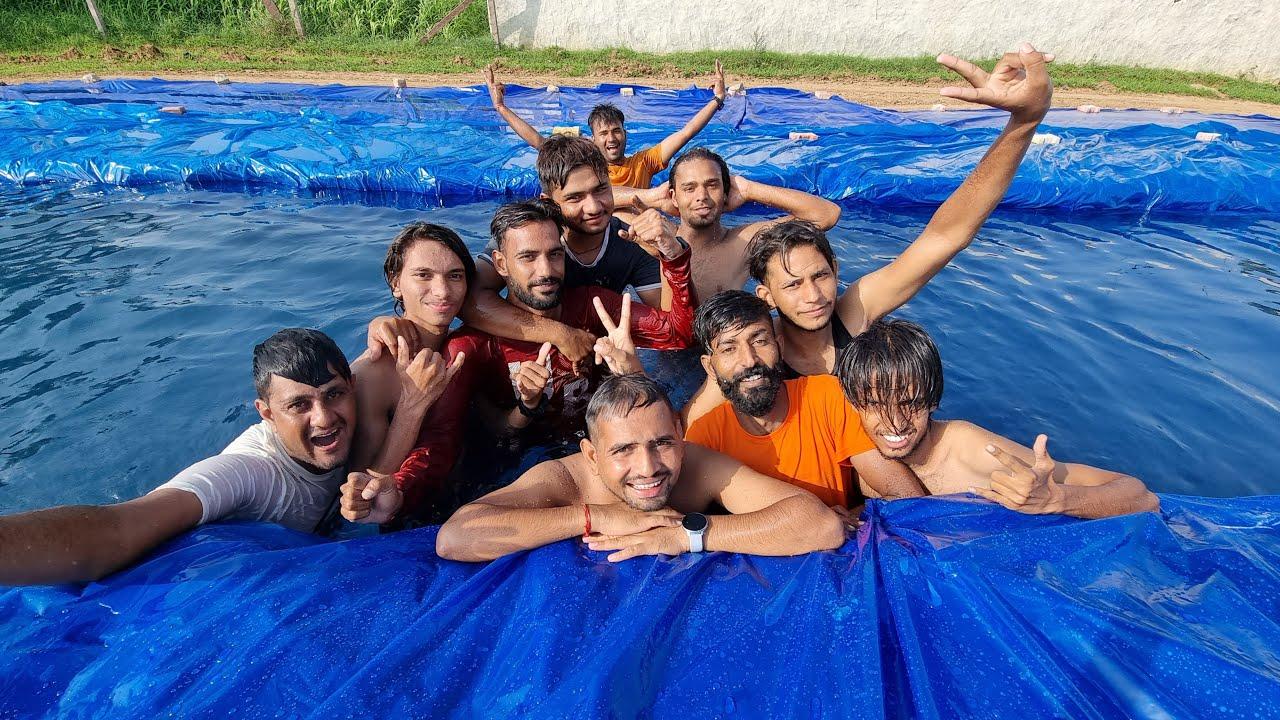 Desi Swimming Pool - Live