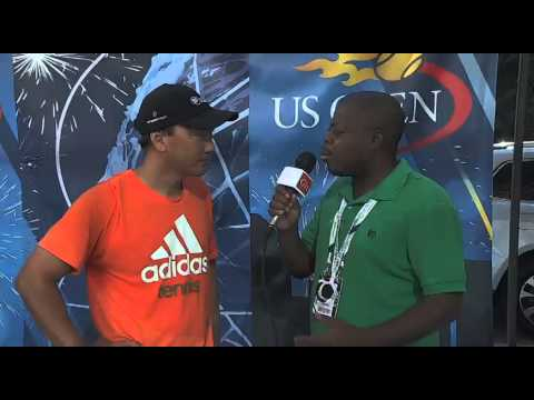 Chinese Legend Tennis Player Michael Chang Interview
