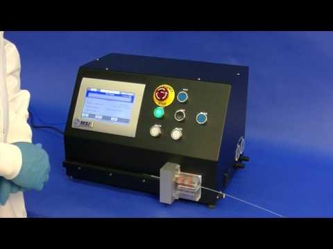 MSI AS375 Automated Balloon Catheter Sheathing Equipment