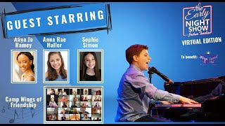S4 Ep10 Camp Wings of Friendship, Aliya Jo Ramey, Anna Rae Haller, and Sophie Simon
