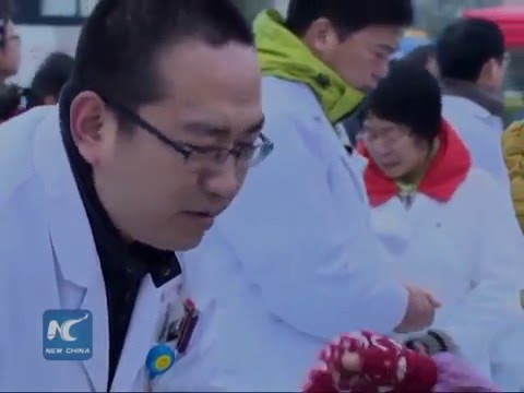 Over 7,500 die of cancer each day in China