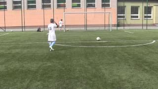 CZ5-Turbokozak z KS Talent  Pojedynek  Double Truble Gutek vs Łuki - Zabawy z piłką na Orliku