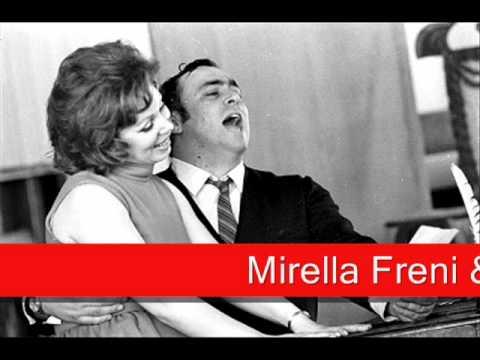 Mirella Freni & Luciano Pavarotti: Mascagni - L'amico Fritz, 'Cherry Duet'